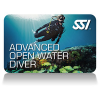 Advanced Open Water Diver Paket